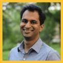 Vishal Author Headshot