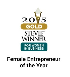 2015 stevie winner entrepreneur of the year