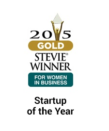 2015 stevie winner startup of the year