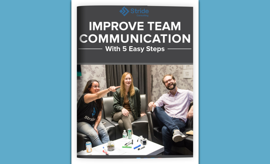 Take Action to Restore Effective Team Communication