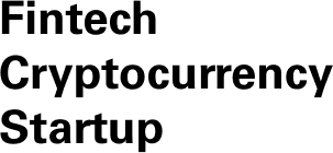 Fintech Cryptocurrency Startup