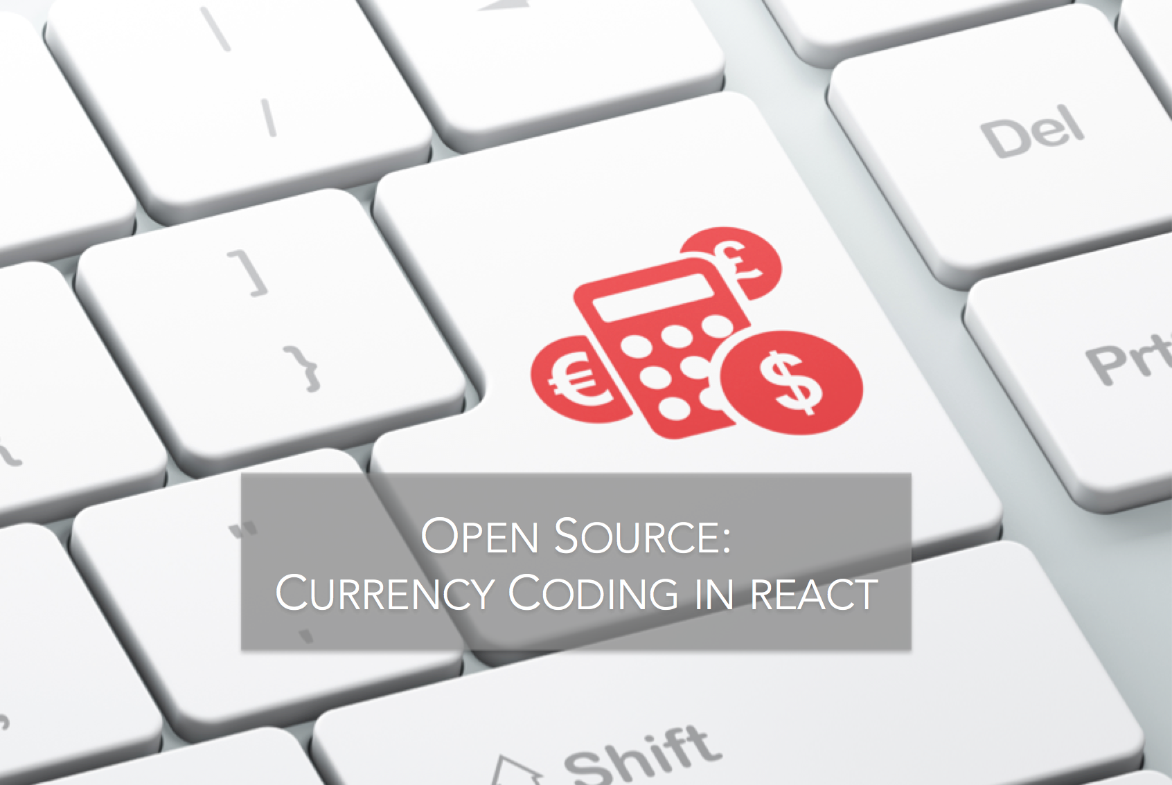 Open Source: Currency Masking in React